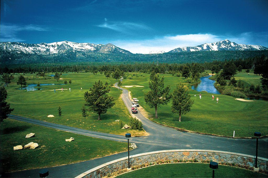 Lake Tahoe Golf Course Slider Image 6163